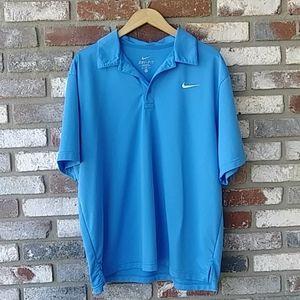 Nike pro polo